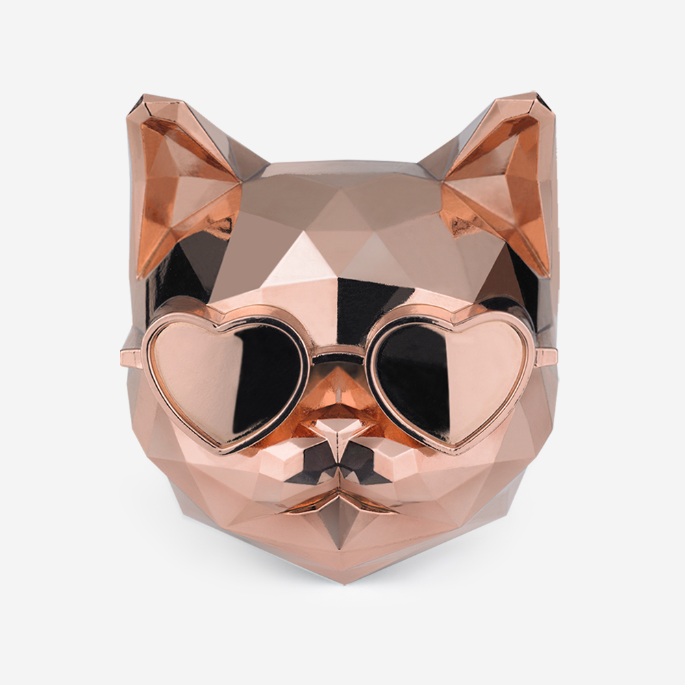 Killer Cat – Rose Gold